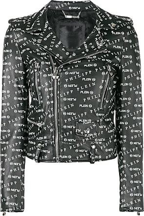 9fef930cb8 Philipp Plein Leather Jackets for Women − Sale: up to −30% | Stylight