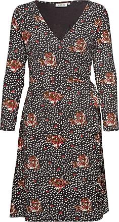 7818ef5844fb Masai Neba Dress Knälång Klänning Multi/mönstrad MASAI