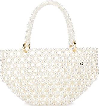 0711 Tako tote bag - White