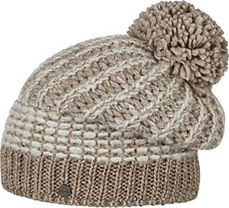 Damen Strickmütze Mütze Beanie Bommelmütze Cap Strick Wintermütze Hüte SKIMÜTZE