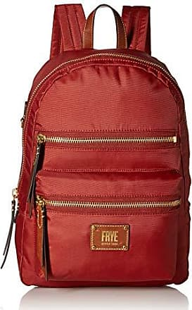 Frye Ivy Nylon Backpack, red Clay