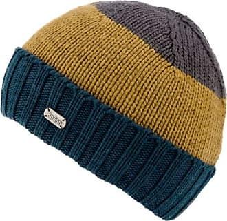 f73ae306c44136 KuSan 100% Merino Wool Versatile Pull-on Beanie and Floppy Hat 2in1 PK1827