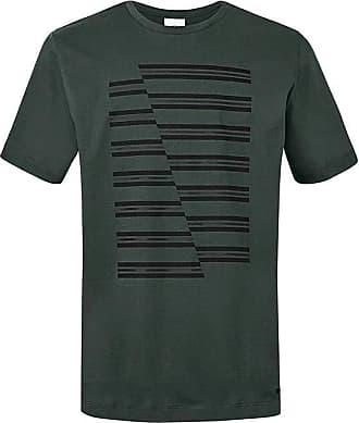MINI Genuine JCW Stripes Logo Round Neck Short Sleeve Mens T-Shirt Top