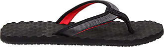 The North Face The North Face Base Camp Mini, Unisex Adults Sandals, Black (Tnf Black/Tnf Red Kx9), 4 UK (37 EU)