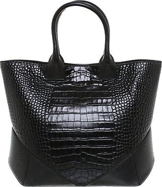 Givenchy gebraucht - Givenchy-Shopper aus Leder in Schwarz - Damen - Leder