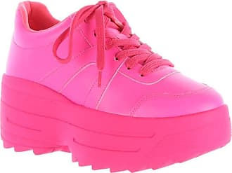 Damannu Shoes Tênis Chunky Donna - Cor: Pink Neon - Tamanho: 36