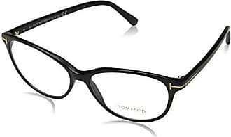 19613db7c2 Tom Ford FT5421, Monturas de gafas para Mujer, (Negro Lucido), 55.0