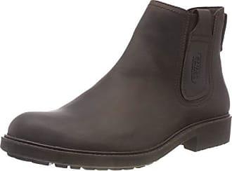 Camel active Schuhe schwarz Leder mod Adventure