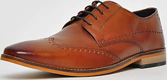 Ikon Classic Howard Leather Mens Brown