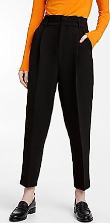 Icone Fan waist pleated pant