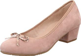 Jana 8-8-22309-24/521 831585 Womens Court Shoes Red Pink Size: 9 UK