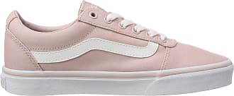 Vans Womens Ward Low-Top Sneakers, Pink ((Canvas) Sepia Rose Oln), 2.5 UK