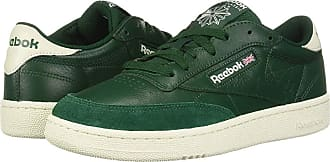 a1b6461dc93 Reebok Lifestyle Club C 85 MU (Dark Green Chalk) Mens Classic Shoes