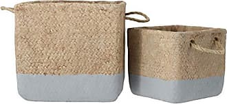 Urban Trends Collection s 59818 Basket, Gray