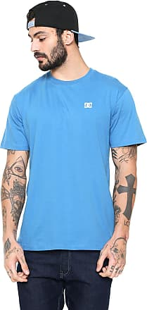 DC Camiseta DC Shoes Premium Azul