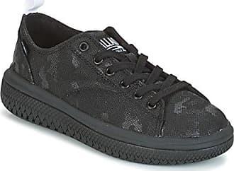 eb315f69f2309f Palladium CRUSHION LACE CAMO Sneaker Damen Schwarz - 39 - Sneaker Low