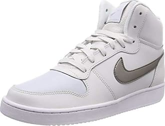 d8df3e0574800 Nike Damen WMNS EBERNON MID Fitnessschuhe, Mehrfarbig Tint/MTLC Pewter/Pure  Platinum 002