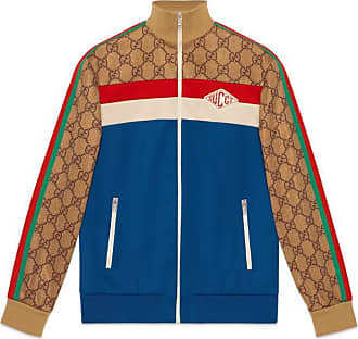 Gucci Giacca in jersey tecnico a stampa GG 1a9bbfe159d2