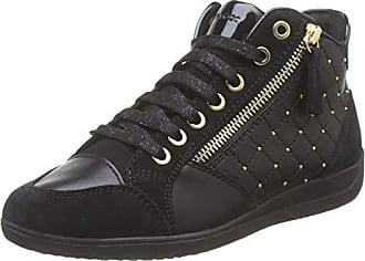 SCARPE GEOX DONNA N. 37 Sneakers con zeppa D Illusion A