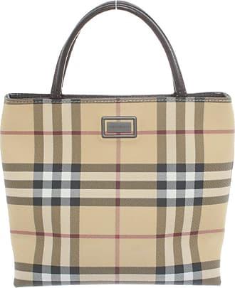 Burberry gebraucht - Burberry-Handtasche - Damen - Bunt / Muster