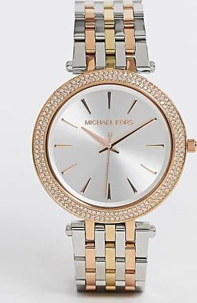 Michael Kors Darci mix metal bracelet watch MK3203-Multi