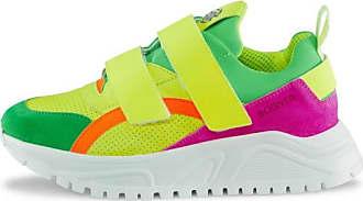 Bogner New Malaga sneakers for Women - Neon yellow/Neon green