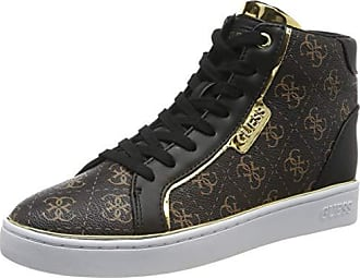 guess by marciano, Guess SNEAKERS REETA MULTICOLORES Femme