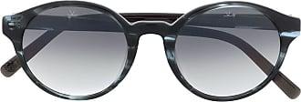 Vuarnet Óculos de sol redondo - Preto