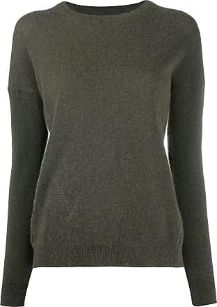 Zadig & Voltaire pointelle-embellished cashmere jumper - Green