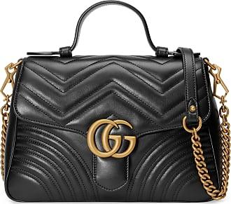 Gucci Borsa a mano GG Marmont misura piccola 723d47c319cb