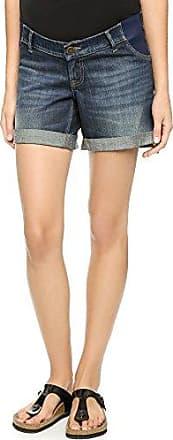 1d2fc47457 DL1961 Womens Karlie-Maternity Boyfriend Shorts, Webster, 27