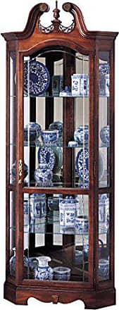 Howard Miller 680-205 Berkshire Curio Cabinet by