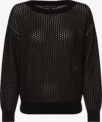 A|X Armani Exchange Damen Pullover schwarz