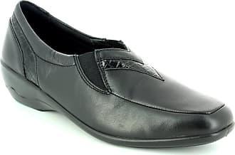 9e44f84e6e3 Padders Rita Womens Casual Slip On Shoes 7 Black Croc
