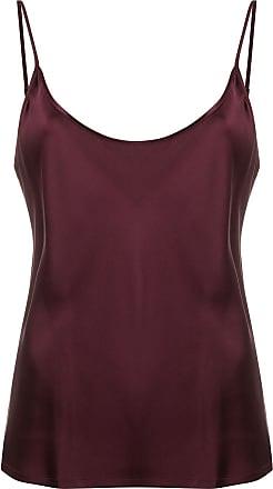 La Perla scoop neck vest - Red