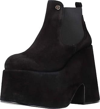 Yellow Womens Boots, Farbe Black, Marke, Modell 92538 Negro (Negro)