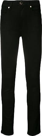 Khaite Calça jeans skinny - Preto