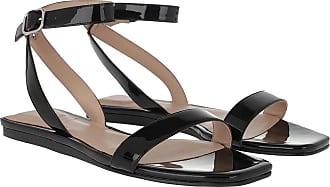What For Sandals - Nellie Flat Sandals Black - black - Sandals for ladies