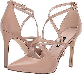 8566dbd1b19e Nine West Tuluiza Pump (Barely Nude) Womens Shoes