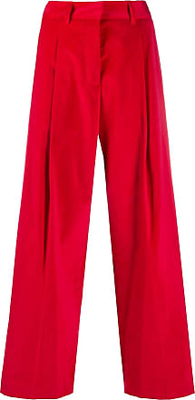JEJIA Calça chino pantalona - Vermelho