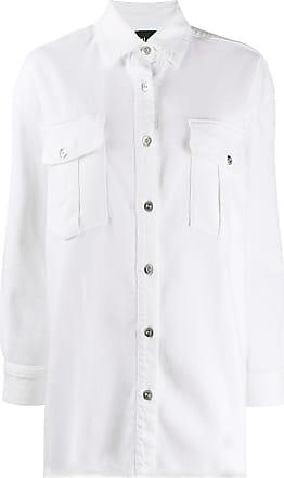 3x1 Camisa jeans Lisa - Branco