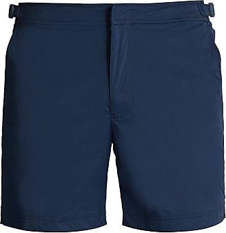 Orlebar Brown Bulldog Sport Swim Shorts - Mens - Navy