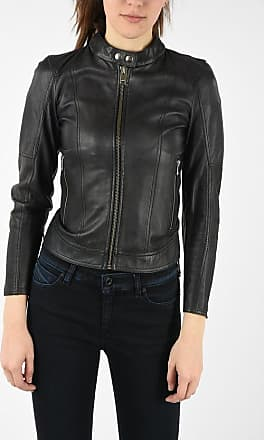 Diesel Leather L-LORY-C Jacket size Xxs