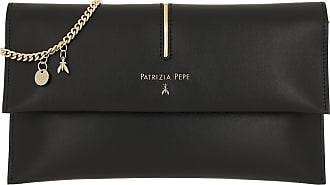 Patrizia Pepe Cross Body Bags - Flap Crossbody Bag Nero - black - Cross Body Bags for ladies