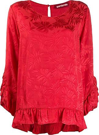 Guardaroba Blusa ampla - Vermelho