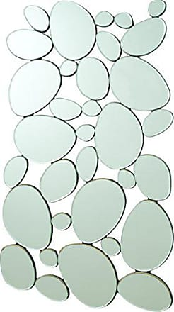 Coaster Fine Furniture Pebble Wall Mirror with Stone Shape
