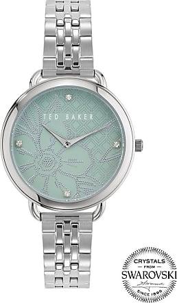 Acotis Limited Ted Baker Watches Ladies Hetttie Stainless Steel Blue Watch BKPHTS011