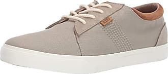4cbcf9306c214 Reef Mens Ridge TX Skate Shoe Khaki Tobacco 10.5 M US