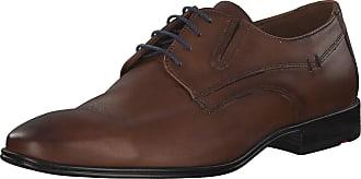 Lloyd Kilt Mens Lace-Up Shoes Brown, Size:45