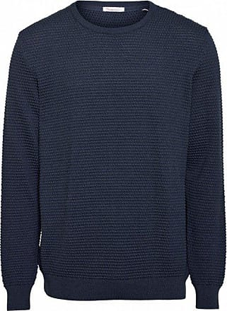Knowledge Cotton Apparel Pullover Field Sailor Knit